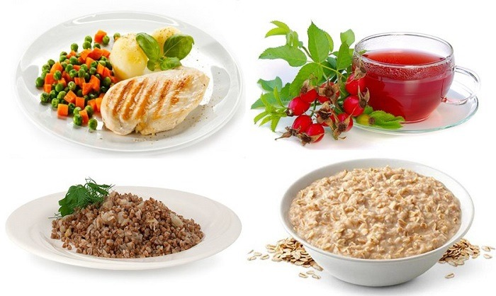 Диета и питание при хроническом гастрите