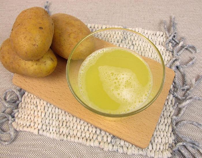 Сок картофеля при гастрите