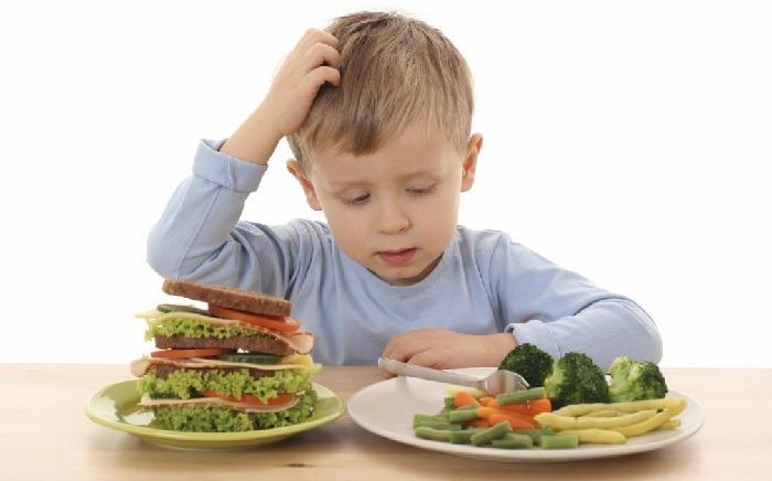 Диета и питание ребенка при гастрите