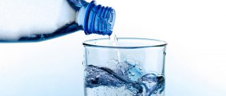 лечение гастрита минеральной водой